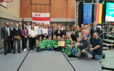 1. Preis beim Wettbewerb des Heimatbundes für das Oldenburger Münsterland